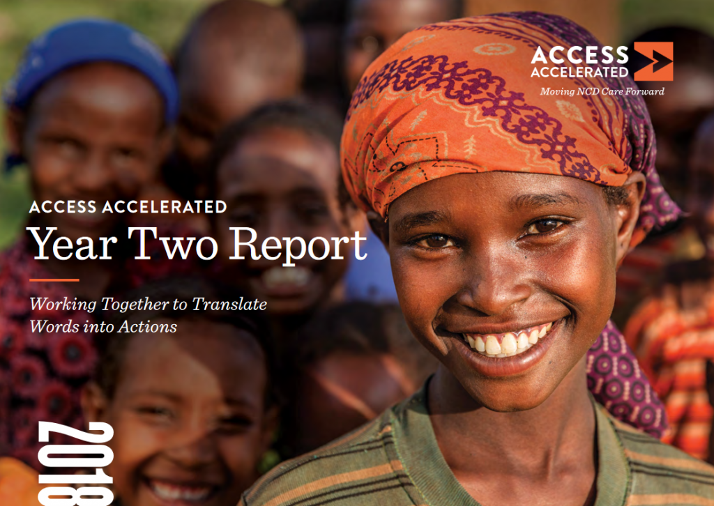 Access Accelerated Year Two Report