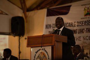 Dr. Kibachi in Kenya